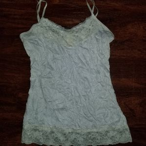 Maurice's size medium crinkle cami